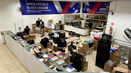 12.000M² - CD ES/BRASIL
